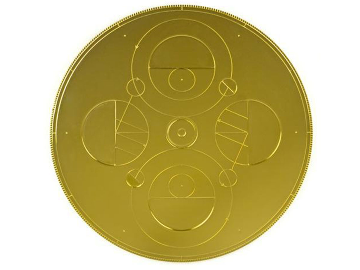 COSCO, Golden Sun Disk, 2007