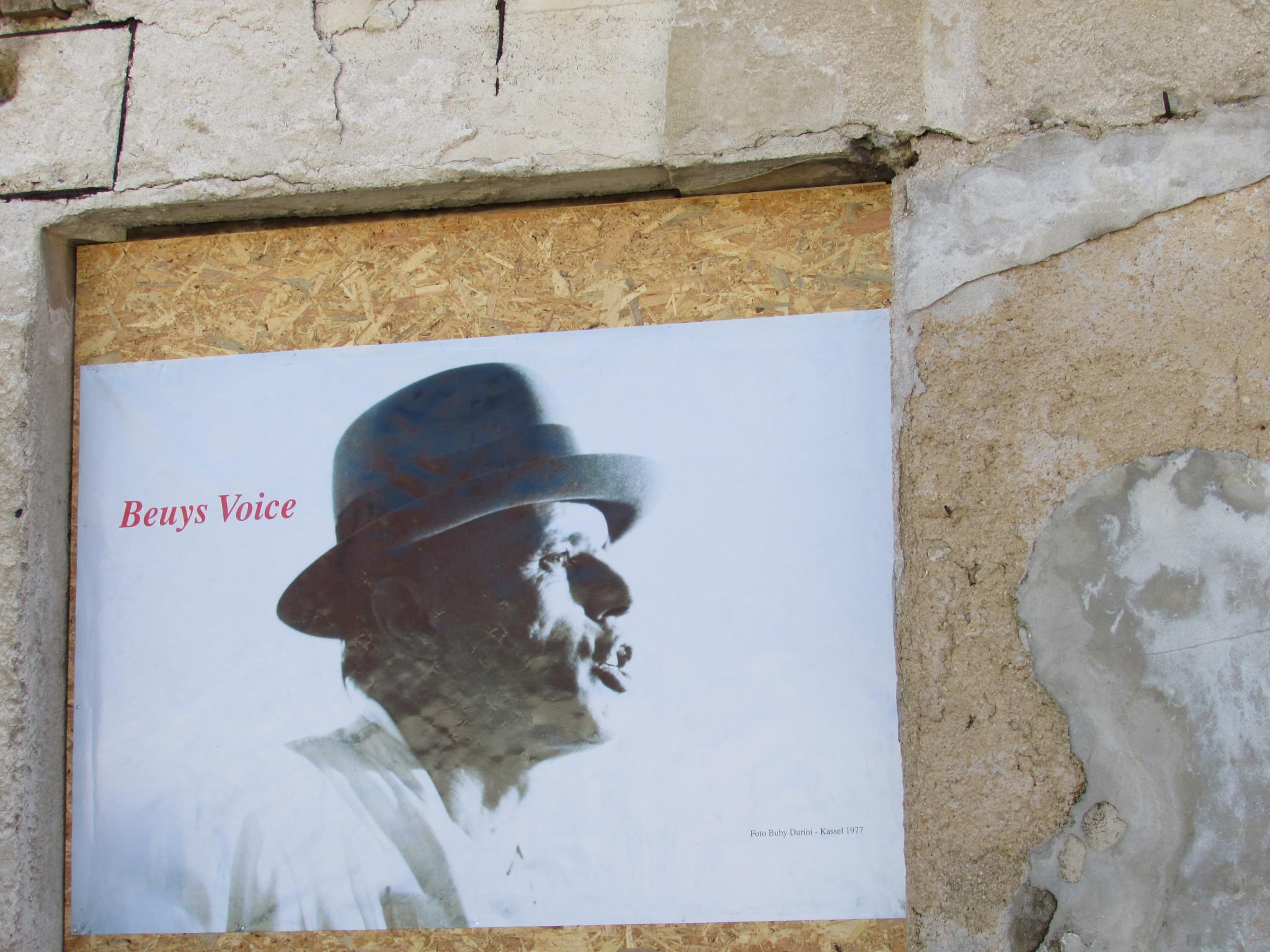 Beuys Voice