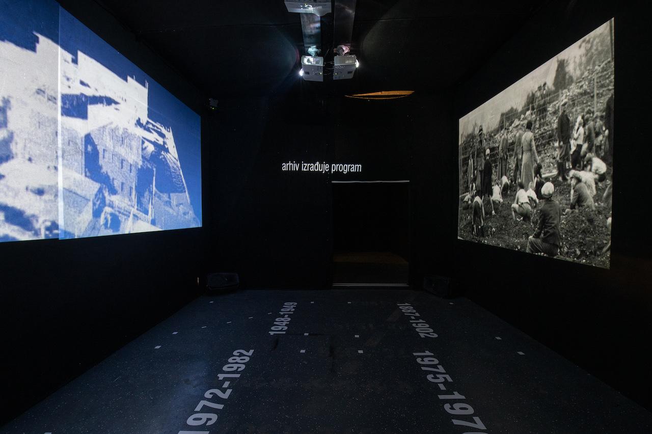 Mobilna Muzejska Mašina, LAE XXI, DKC Lamparna, Labin
